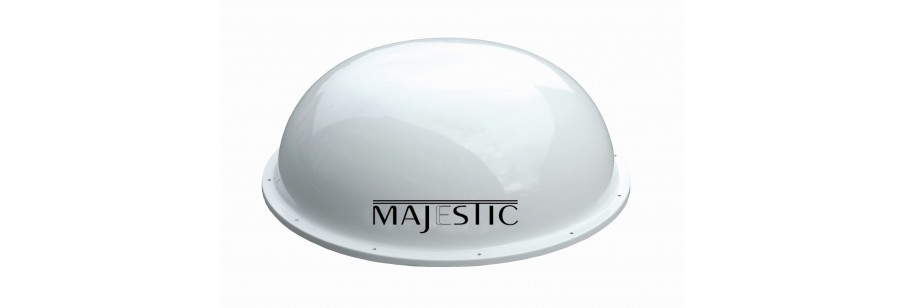 Majestic range of TV and Satellite Antenna Spare Parts and Accessories