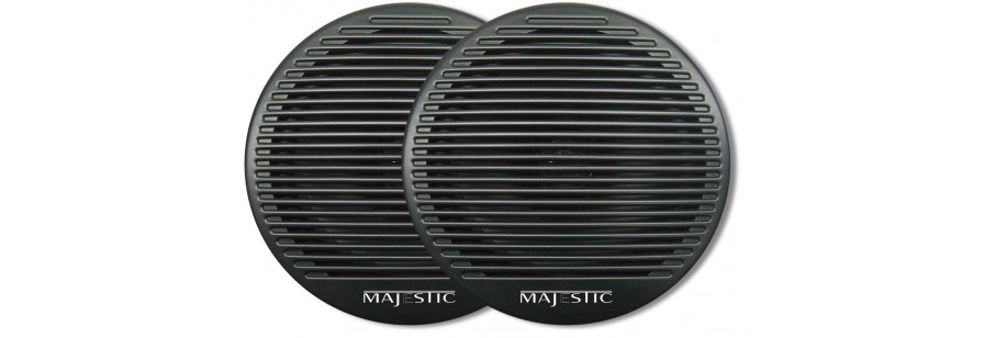 Majestic speakers - External use Caravans, Motorhomes, RV's or boats