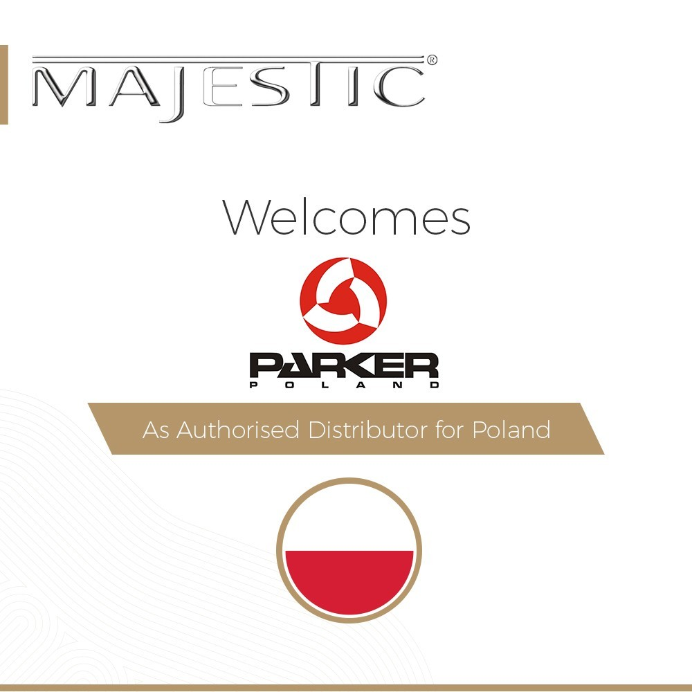 Majestic Electronics signs up Parker Poland to distribute Majestic 12 Volt LED TVs